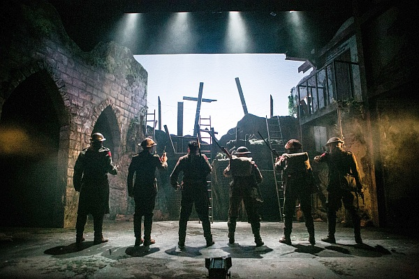 BIRDSONG - 2014 UK TOUR (Photo credit Jack Ladenburg)