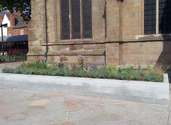 Cathedral Gardens August 2014