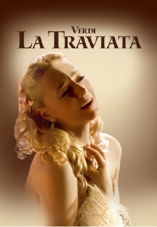 La Traviata at the De Montfort Hall October 2014