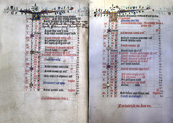 King Richard III's Book of Hours