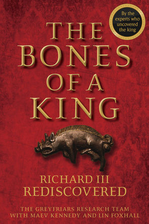 The Bones of a King is published by Wiley