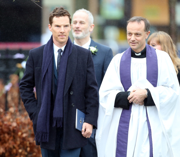 Dominic Cumberbatch Photo Diocese of Leicester