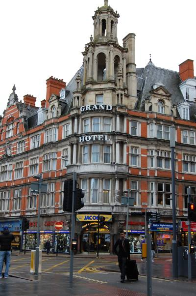 The Grand Hotel (now called The Ramada Jarvis)