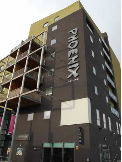 Phoenix - cinema and digital arts centre