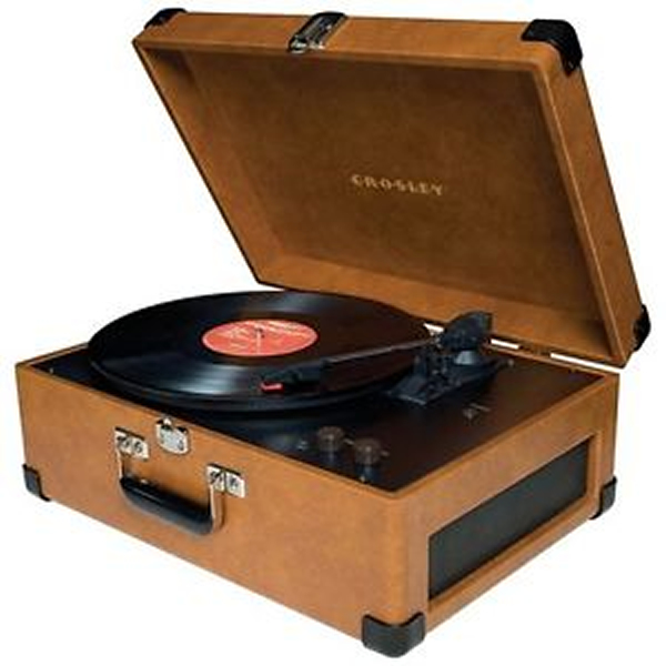 An early record player