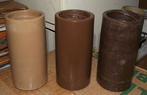 Phonograph cylinders