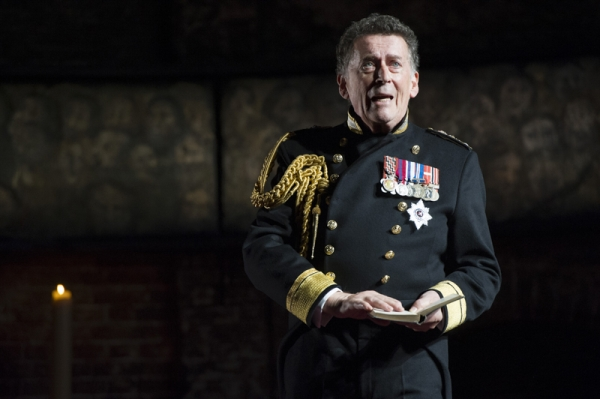 Robert Powell as Charles Photo: Richard Hubert Smith