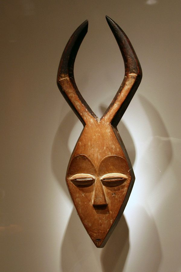 masks African animal mask